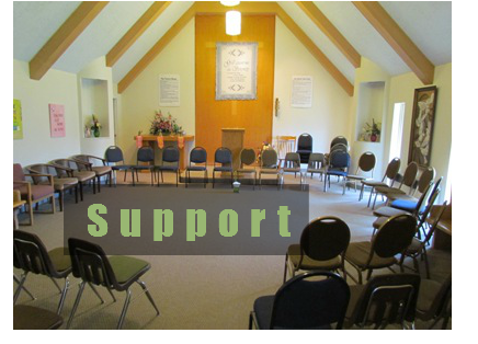 Chapel at 12 step support for women