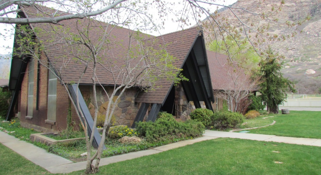 Ogden Utah Retreat House